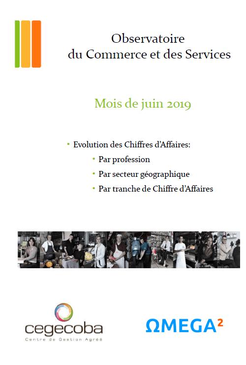 Observatoire Commerce Services 06 2019